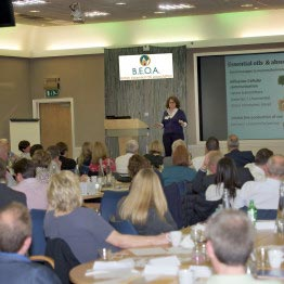 British Essential Oil Association Symposium 2016