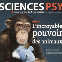 French Science Magazine Sciences Psy Interviews Caroline Ingraham