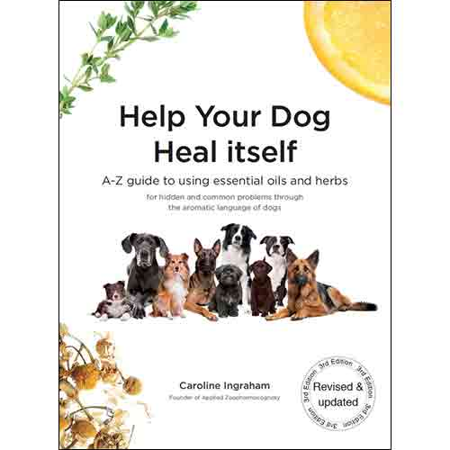 Help Your Dog Heal Itself by Caroline Ingraham - ISBN: 978-0-9524827-4-1