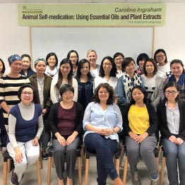 Hong Kong Applied Zoopharmacognosy Workshops 2018