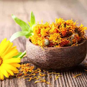 Marigold Flower Oil