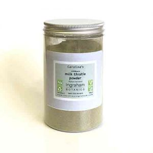 Milk Thistle Herb Powder